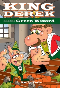 Green Wizard Cover